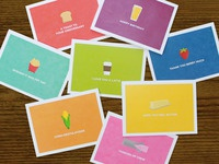 Food & Drink Stationary - Buy Now!