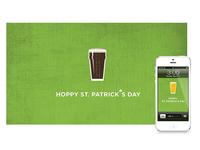 Hoppy St. Patricks Day