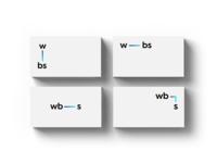 WBS logo (WIP) part 2