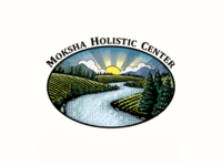 Logo for Moksa Holistic Center Park.