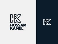 Hossam Kamel Personal Logo