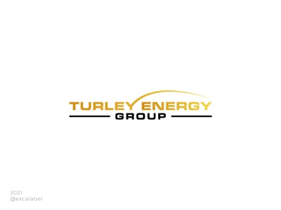 Turley Energy Group group energy vector ui brand identity branding design icon brand guide brand logo