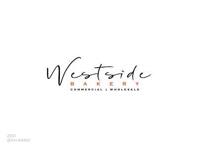 Westside Bakery food bakery vector brand brand guide brand identity branding design icon logo