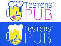 Testers' Pub Logo