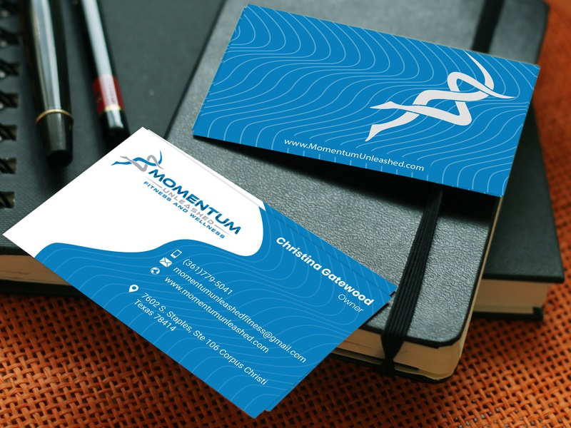 Business Card Design branding graphic design identity