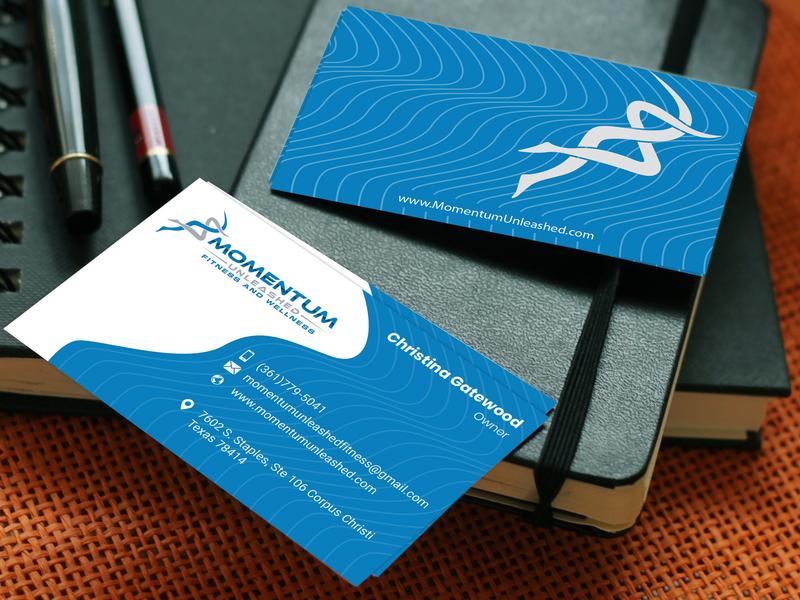 Business Card Design branding graphic design identity