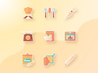 Cook Icon Series by uxmarker