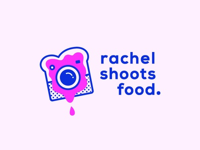 Logo Concept - Food Photographer