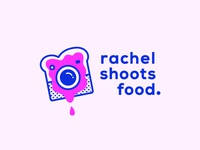 Logo Concept - Food Photographer
