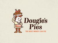 Logo Concept - Pie Shop Brand