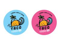 Logo Concept - Taco Tour