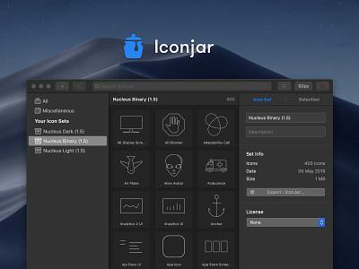 Iconjar ui8 iconsets iconset plane icon dark technology