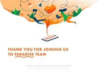 Faradise illustration