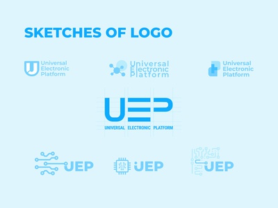 sketches of logo