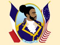 Marquis de Lafayette - Hamilton