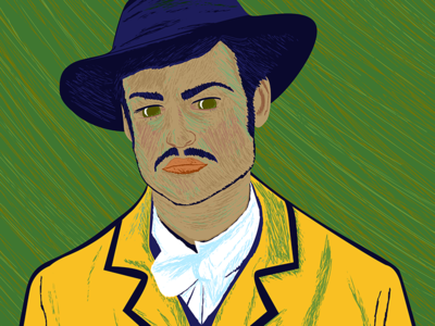 Armand Roulin - Loving Vincent