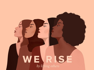 We Rise - Women Diversity