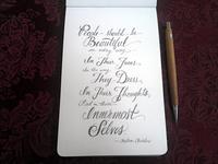 Lettering Quotes, Anton Chekhov