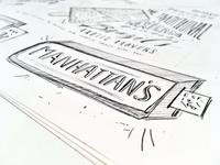 Mural Concept Sketch WIP