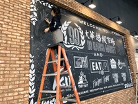 Murals for 99 Ranch Market