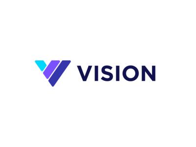Vision - Logo Design Proposal Option 2