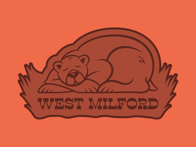 Oldie. sticker dribbbleweeklywarmup weeklywarmup dribbble practice typography illustration vector graphic