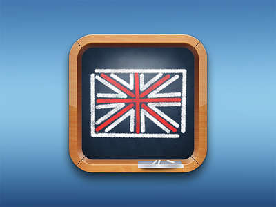 MyEnglish app icon app store english language ios apple iphone ipod ipad