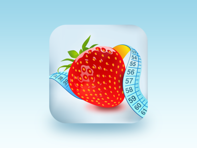 Archive: Health Videos app icon adobe illustrator vector health apple skeuomorphism ios 5 ios