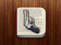 Archive: Detective Fiction Books app icon