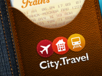 City.Travel splash screen
