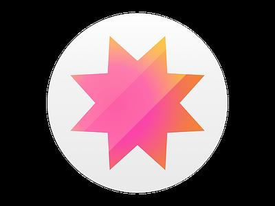 Royal Icing Logo orange pink content royal icing icing logo saas