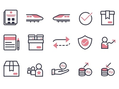 Iconset dualtone dualtone icon logo visual design icon design icon set iconography icon