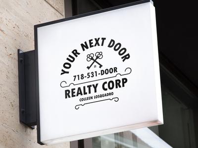 Your Next Door Realty Corp logo