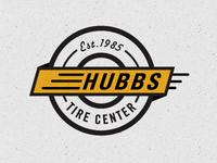 Tire Center Logo