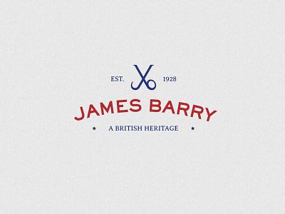 James Barry Identity mnemonic bespoke jacket suit heritage identity menswear custom tailor symbol logo british