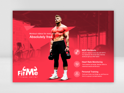GYM graphicdesign advertisement posters