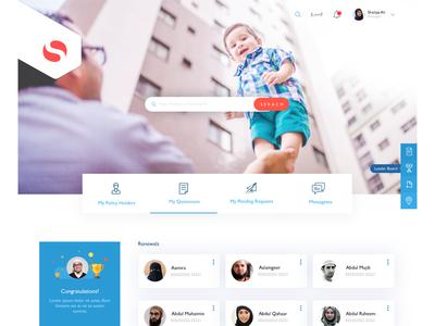 Website for Insurance