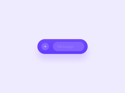 Chat Bar Interactions Animation app animation app flat clean message chat animation ui 2d design