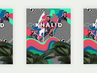 Collage 'Khalid'