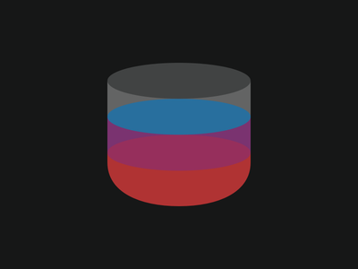 Lush Logo Redesign app logo drink icon