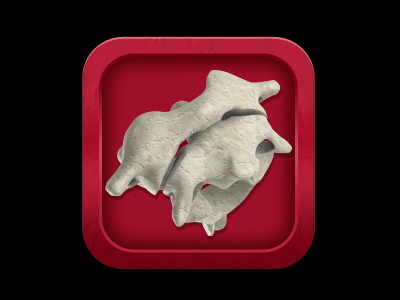 Myspine Update ios icon spine vertebrae