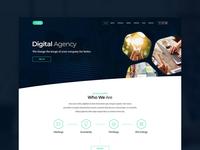 My agency website