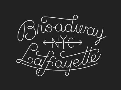 Broadway Laffayette