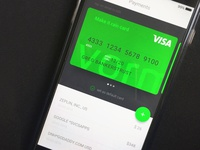 Mobile Payments UI