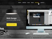 SplitMango Home Page WIP