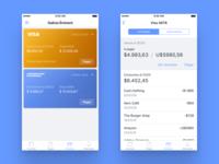 Banco Galicia Online Banking iOS