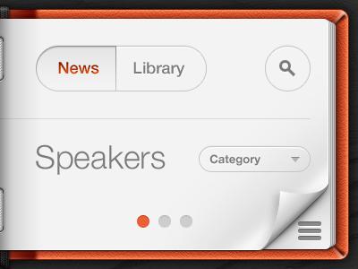iPad App Teaser