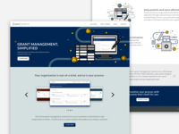 Grant Management Home Page