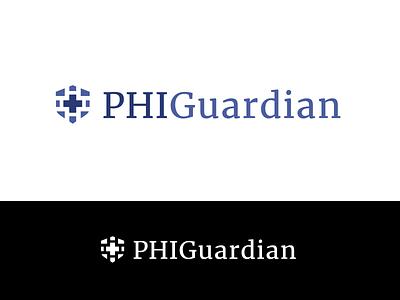 PHIGuardian Logo icon mark identity branding graphicdesign design logodesign logo