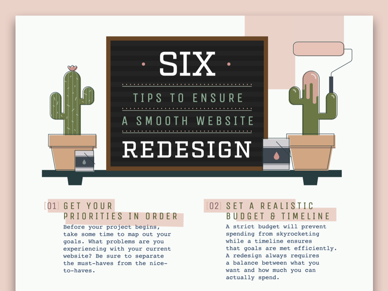 Infographic smoothredesign dribbble